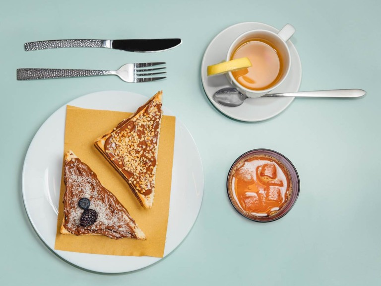 Photogallery colazione Toast Gourmet